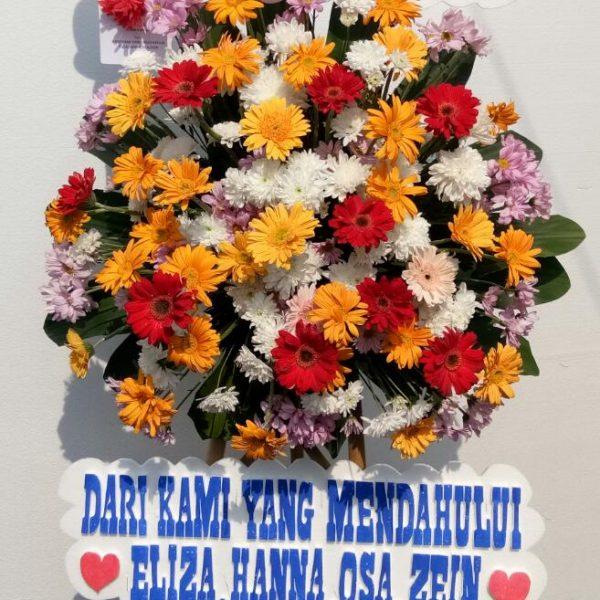 Standing flower, bunga standing