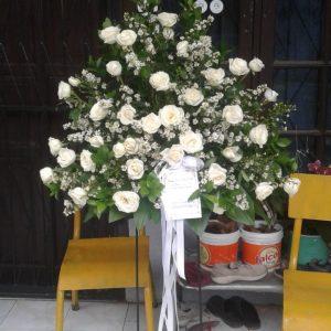 Standing flower duka cita bandung, Standing flower bandung, bunga Standing bandung, jual Standing flower di kota bandung